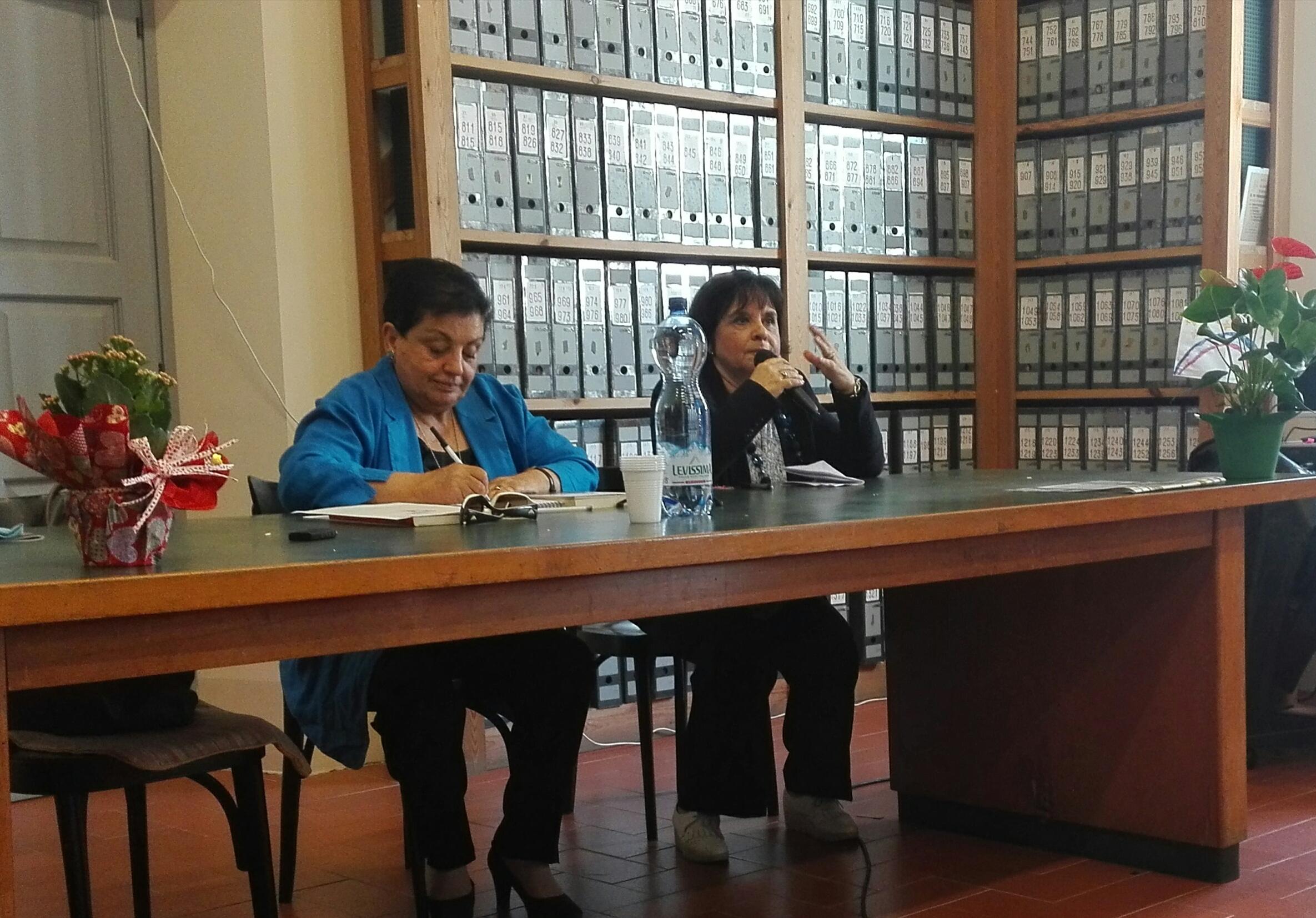 Micaela Procaccia- Direzione Generale Archivi